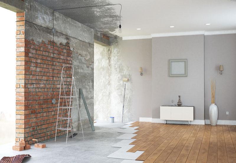 بازسازی و نوسازی خانه