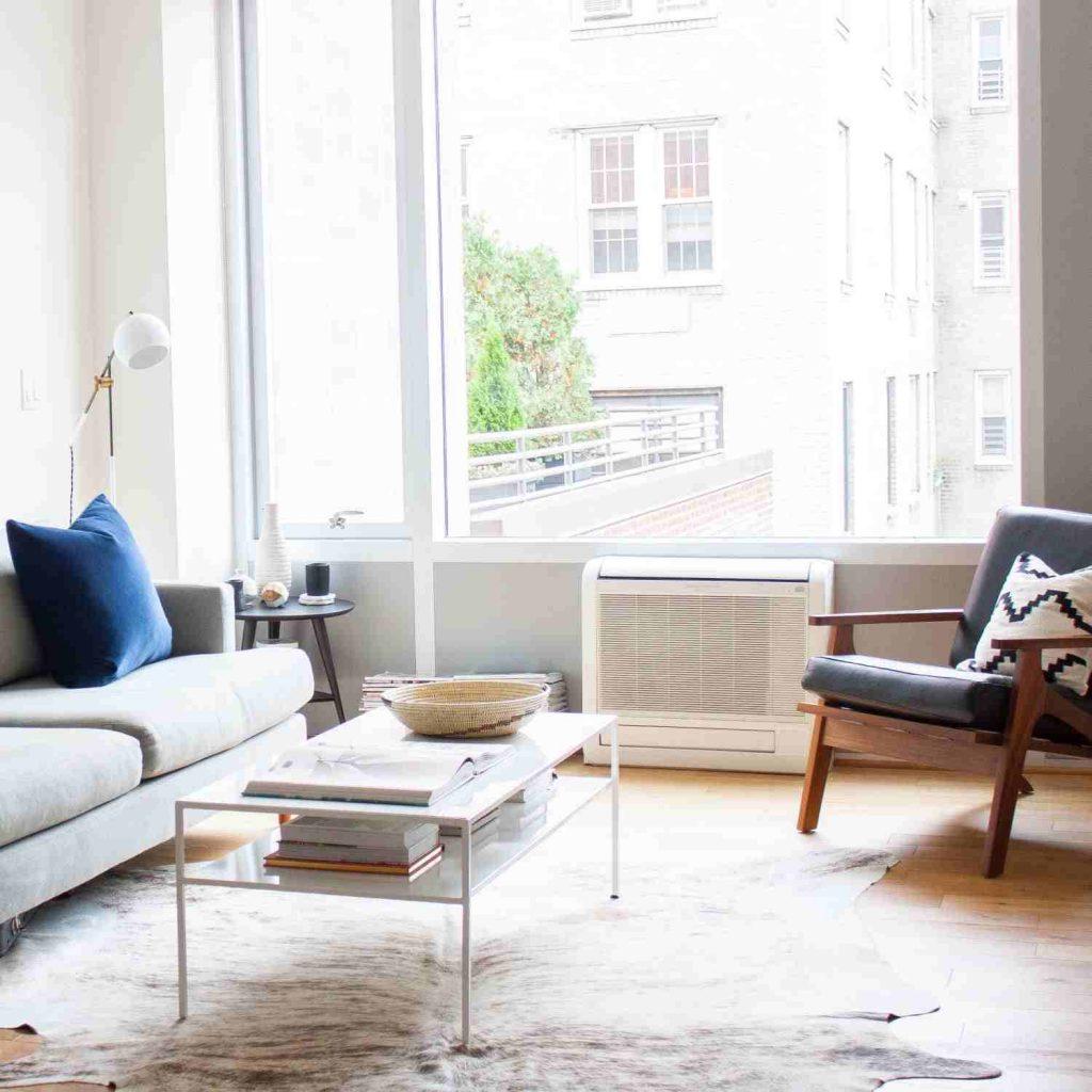 مبلمان مناسب برای آپارتمان های کوچک